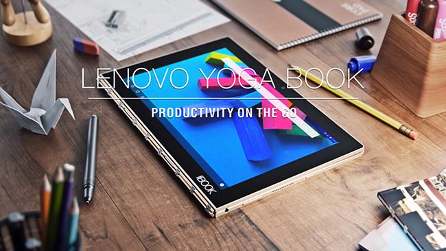kết nối chuột không dây cho Lenovo Yoga Book