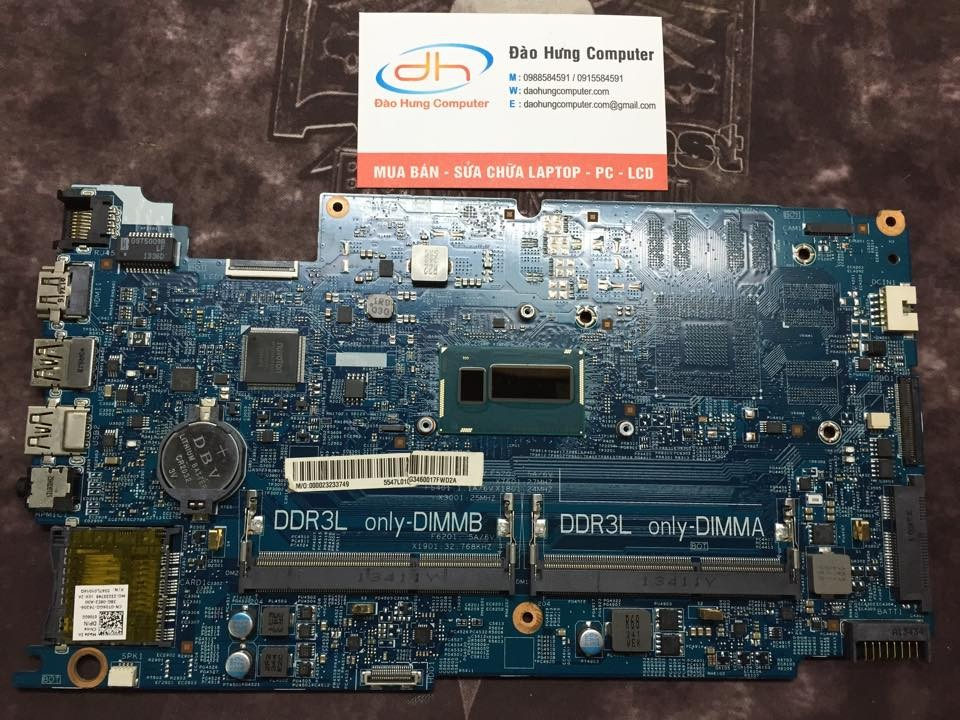 Mainboard dell 7537 share