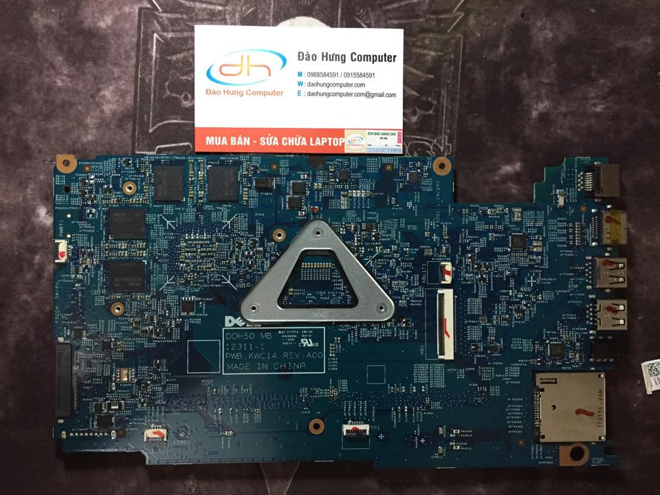 Mainboard Dell inspiron 15 7537 i5 vga rời