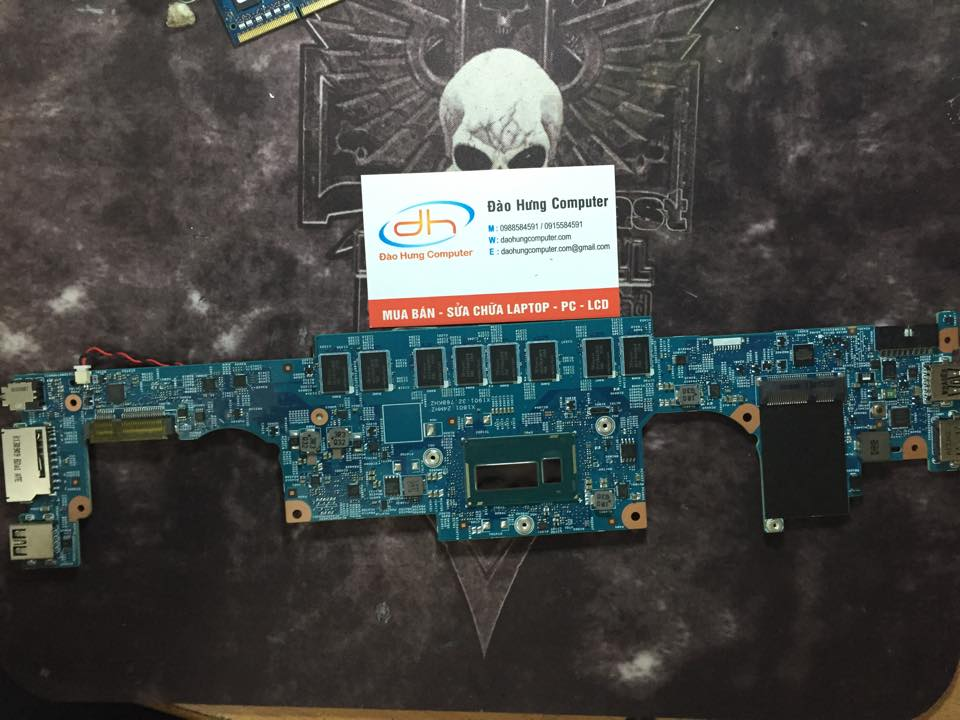 Mainboard Dell inspiron 15 7437 i5