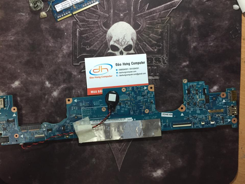Mainboard Dell Inspiron 7437 Core i5 4210u Onboard