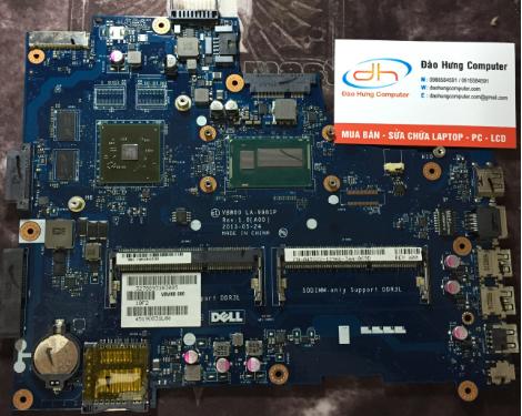 Mainboard Dell Inspiron 3537 Vga rời