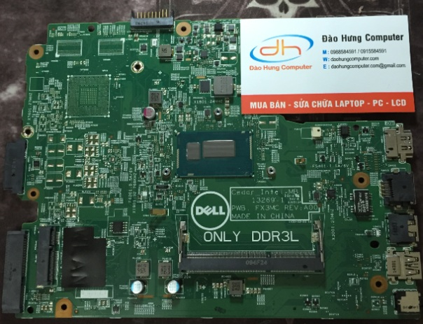 Mainboard Dell Inspiron 5748