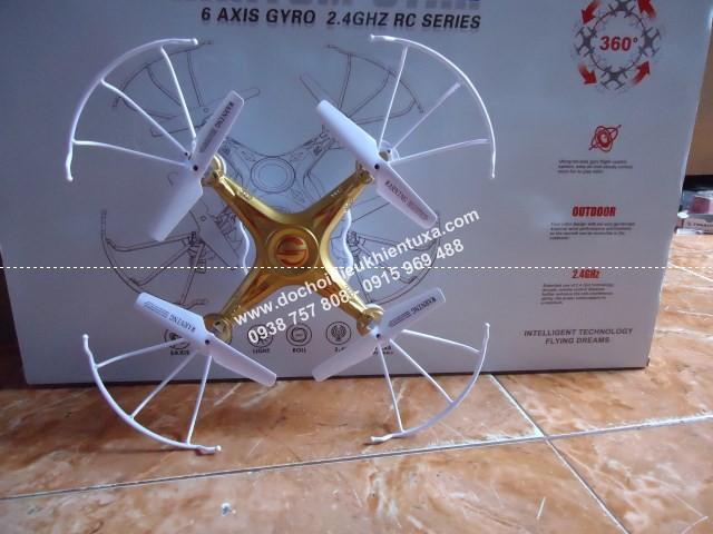 đĩa bay mô hình , quad cop ter ptp28 bay cực đằm