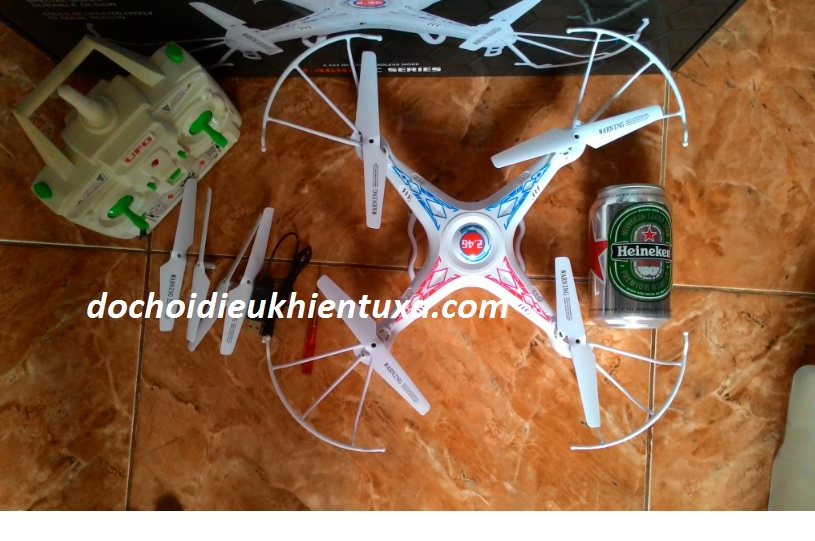 đia bay điều khiển từ xa 6 asit giá rẻ hàng đẹp