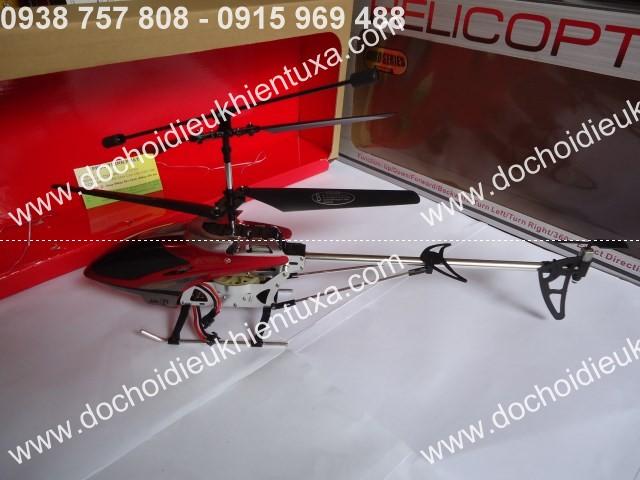 máy bay trực thăng điều khiển từ xa đồng trục helicopter đuôi