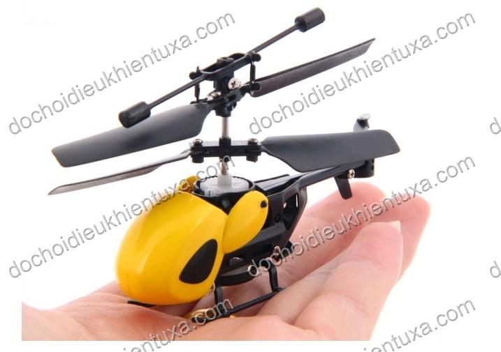 vàng siêu đằm , siêu mini , siêu nhỏ mô hình trực thăng điều khiển từ xa s5100