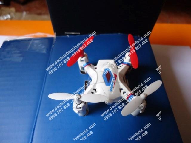 quadcorter 4 cánh mini điều khiển từ xa siêu đằm