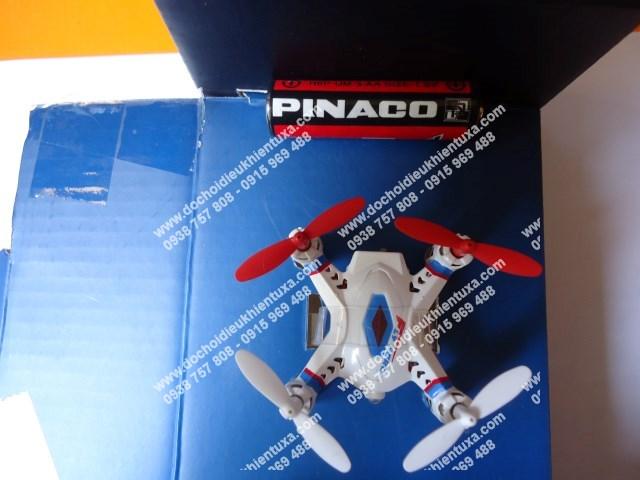 siêu mini máy bay điều khiển từ xa 4 cánh trong nhà