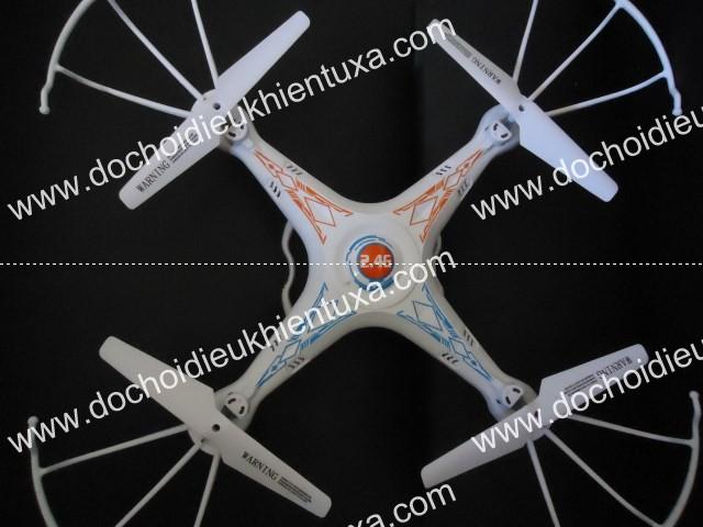 trực thăng điều khiển từ xa 4 cánh 6 kênh giá rẻ