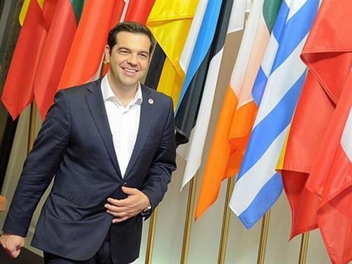 Thủ tướng Hy Lạp Alexis Tsipras