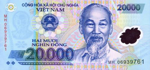 Việt nam đồng lên sàn ngoại hối Moscow