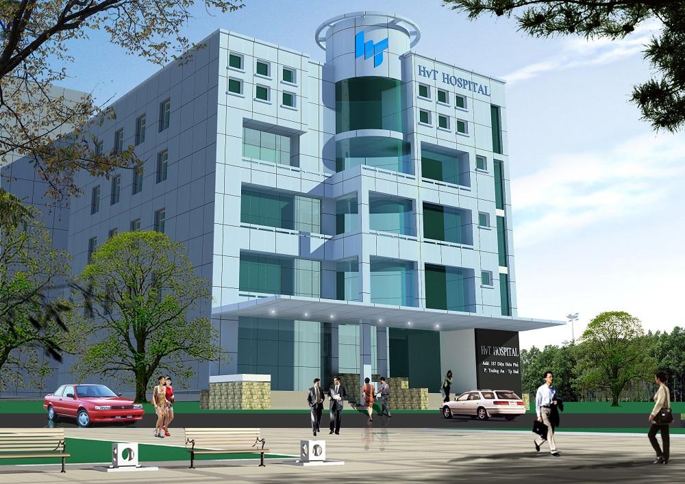 Bệnh viện Hoàng Việt Thắng - 187 Điện Biên Phủ, Huế