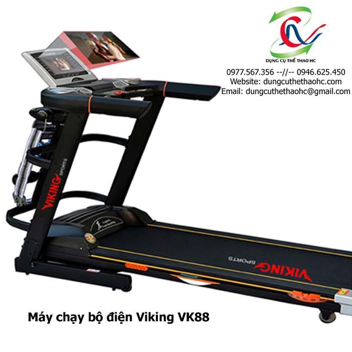 máy chạy bộ điện Viking VK88