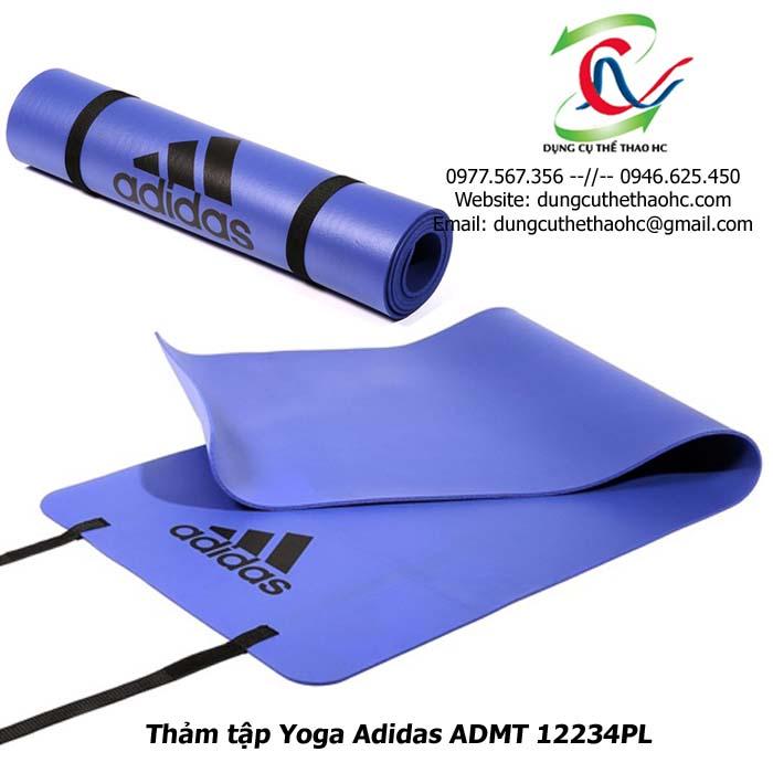 Thảm tập Yoga Adidas ADMT 12234PL chính hãng
