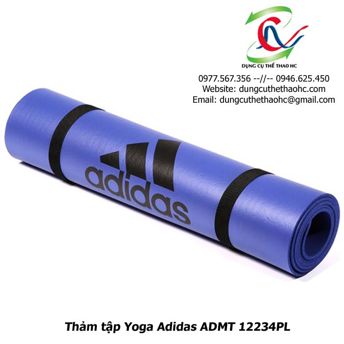 Thảm tập thể dục Adidas ADMT 12234PL