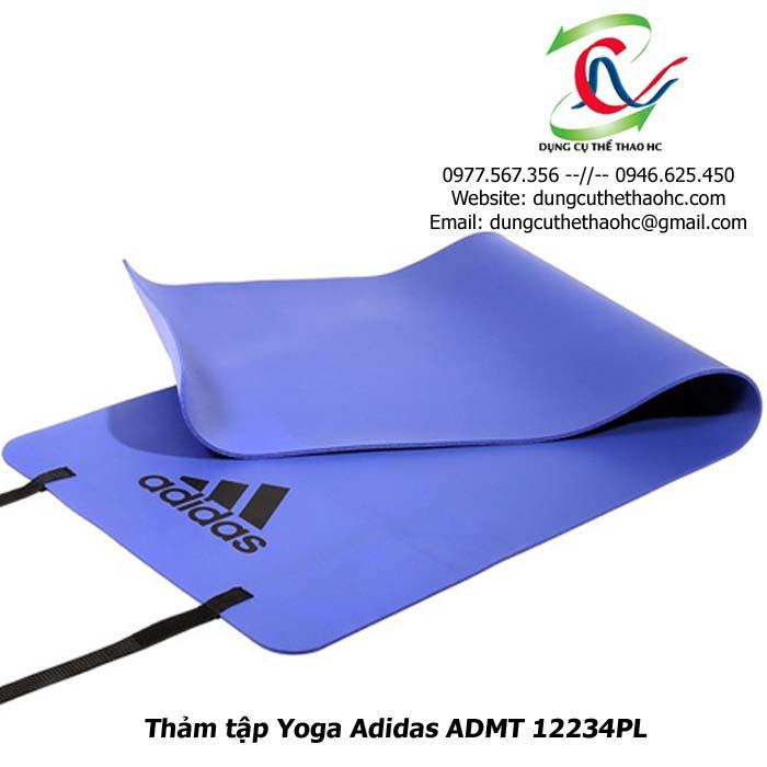 Thảm tập Yoga Adidas ADMT 12234PL