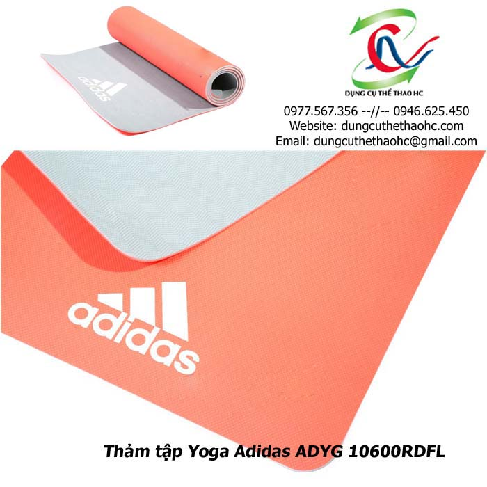 Thảm tập Yoga Adidas 10600RDFL