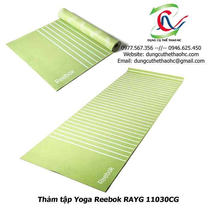 Thảm tập Yoga Reebok 11030CG