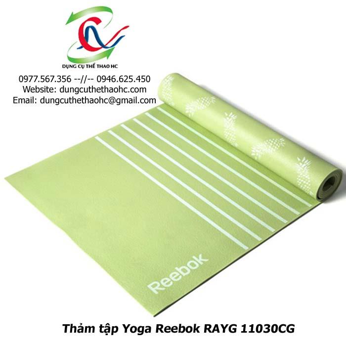 Thảm tập thể dục Reebok RAYG 11030CG