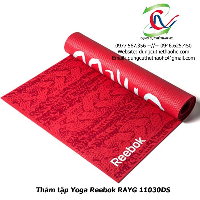 Thảm tập Yoga Reebok 11030DS