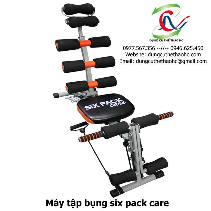 Máy tập thể dục six pack care