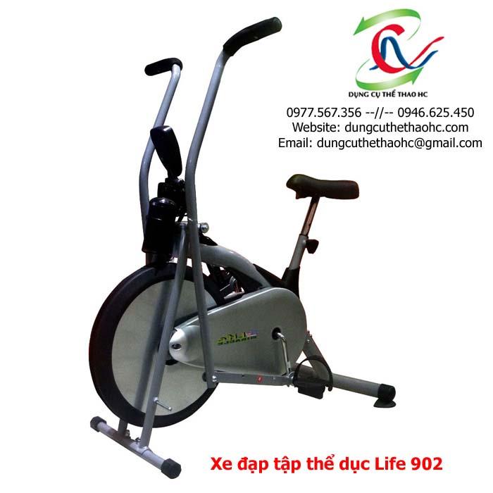 xe đạp tập thể dục Life 902