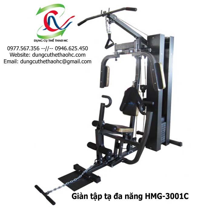 Giàn tập tạ đa năng HMG-3001C