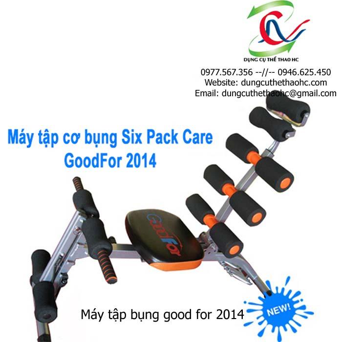 Máy tập cơ bụng good for 2014
