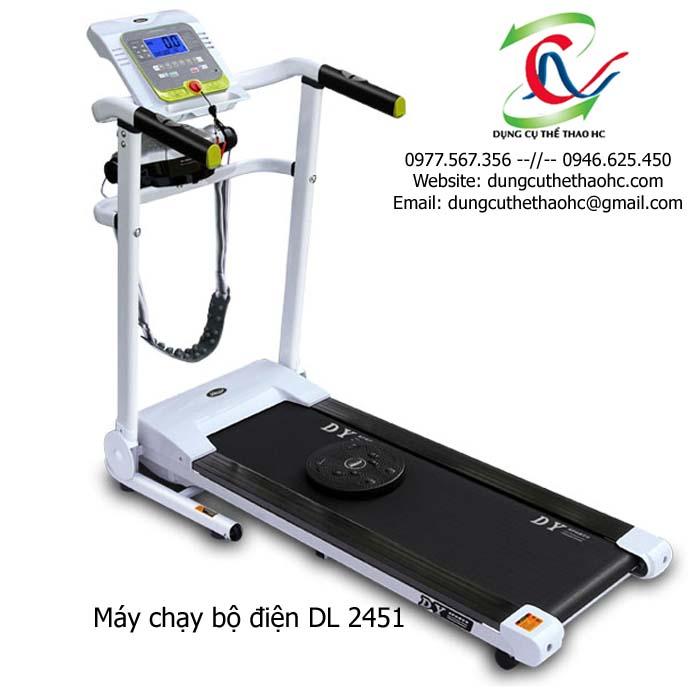Máy chạy bộ điện DL 2451