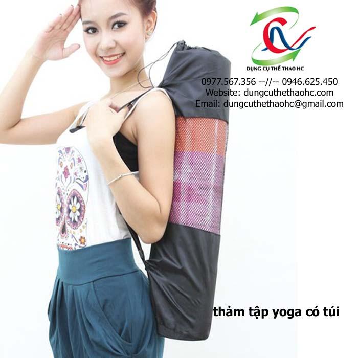 Túi đựng của thảm yoga Mat