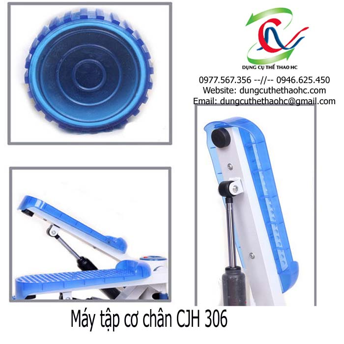Chi tiết máy tập cơ chân CJH 306