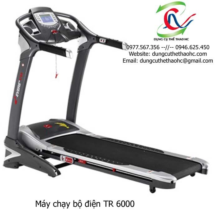 Máy chạy bộ điện TR6000