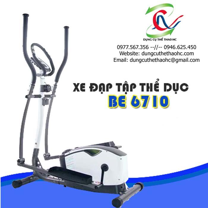 Xe đạp tập thể dục BE6710