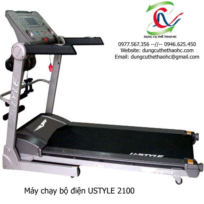 Máy chạy bộ điện USTYLE 2100
