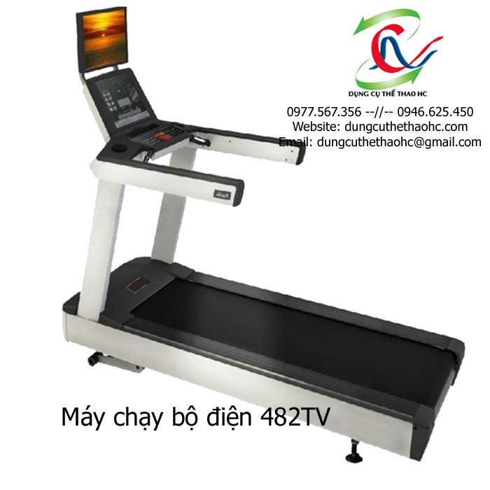Máy chạy bộ điện 482TV