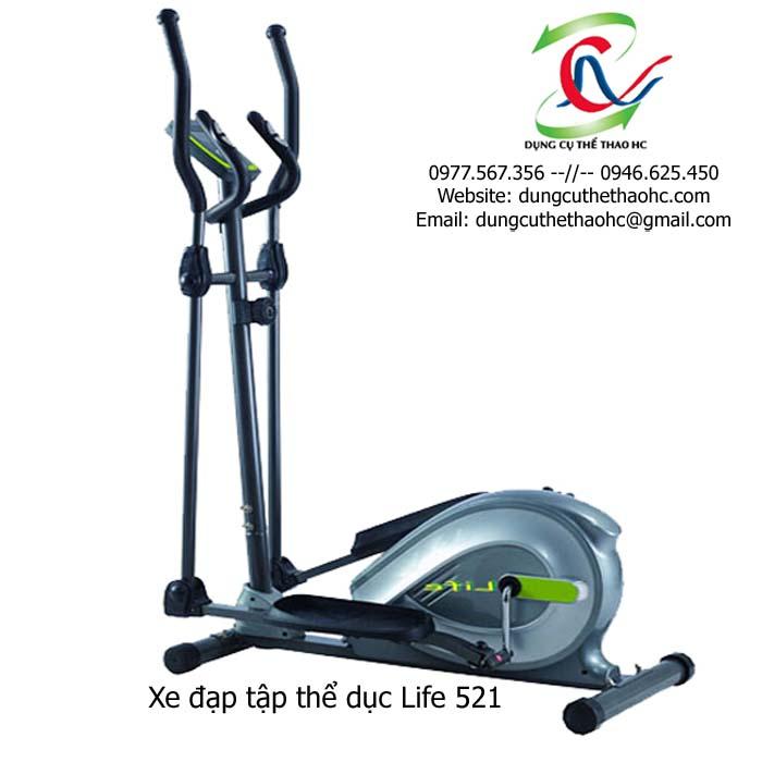 Xe đạp tập thể dục Life 521