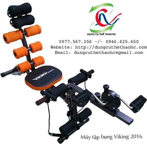 Hình ảnh máy tập cơ bụng Viking VK68