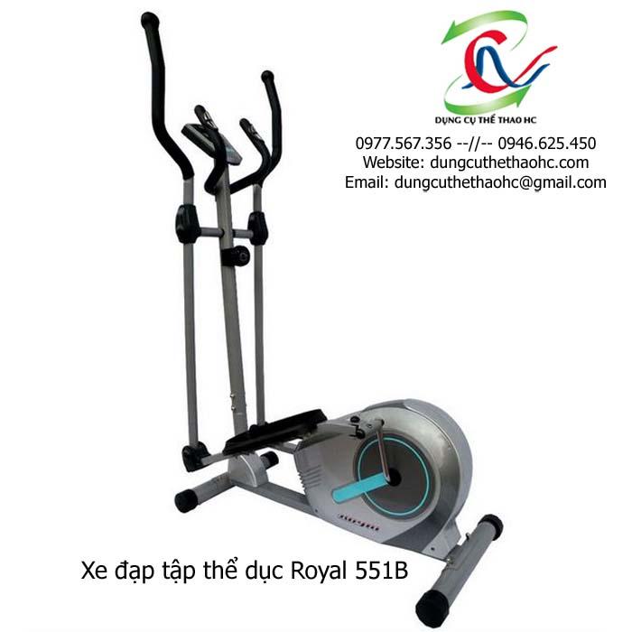 Xe đạp tập thể dục Royal 551B