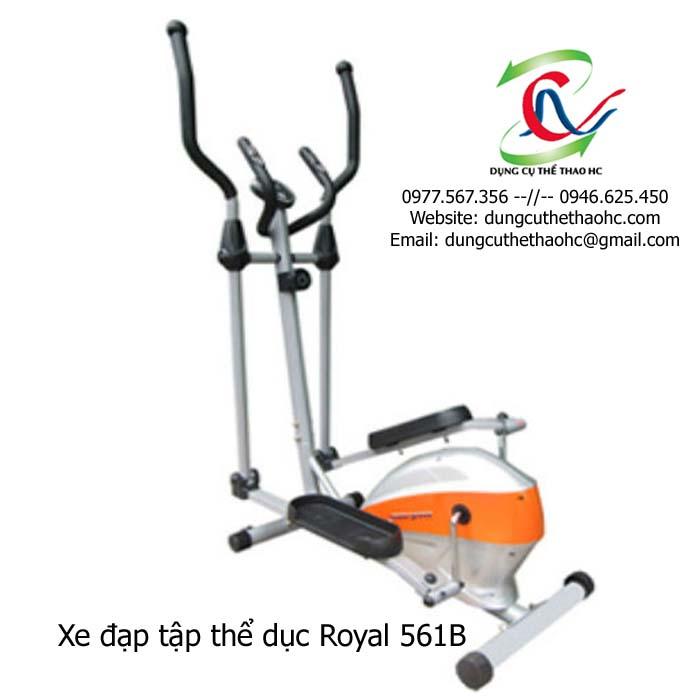 Máy tập đạp xe Royal 561B