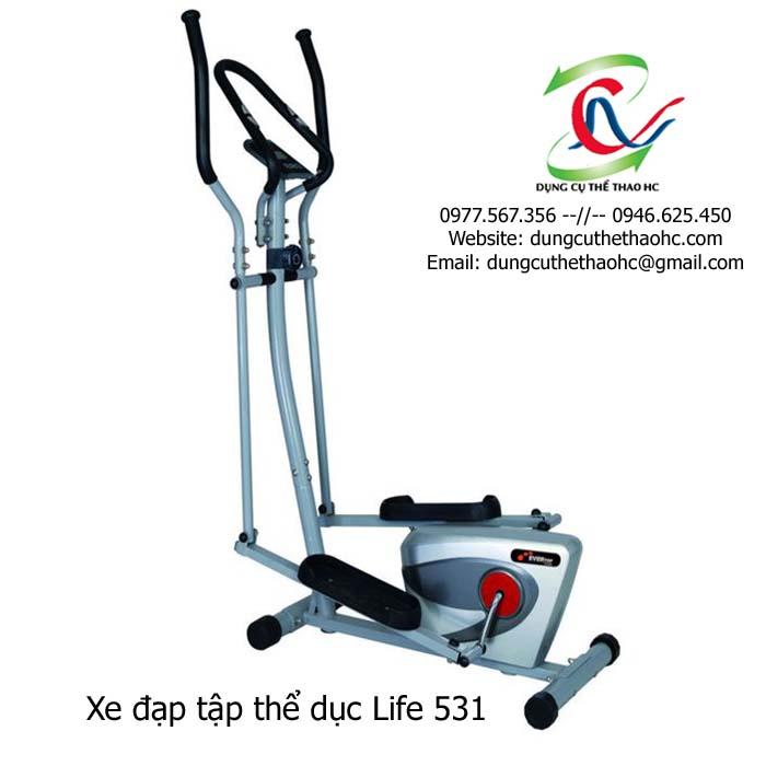 Xe đạp tập thể dục Life 531
