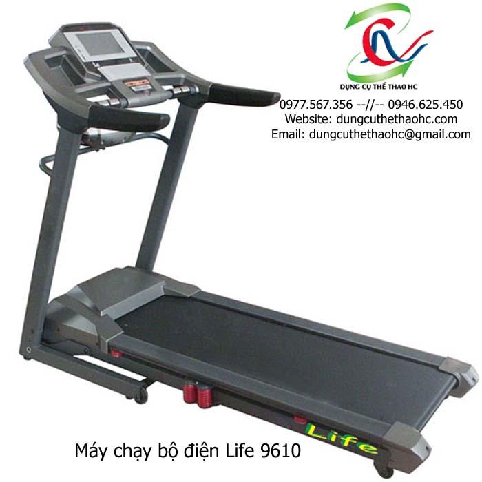 Máy chạy bộ điện Life 9610