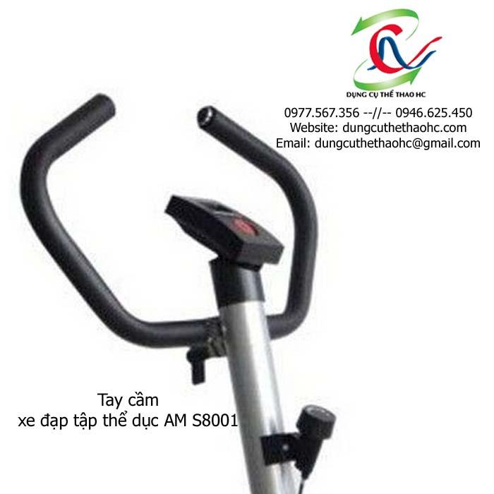 Tay cầm Xe đạp tập thể dục AM S8001