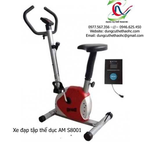 Xe đạp tập thể dục AM S8001