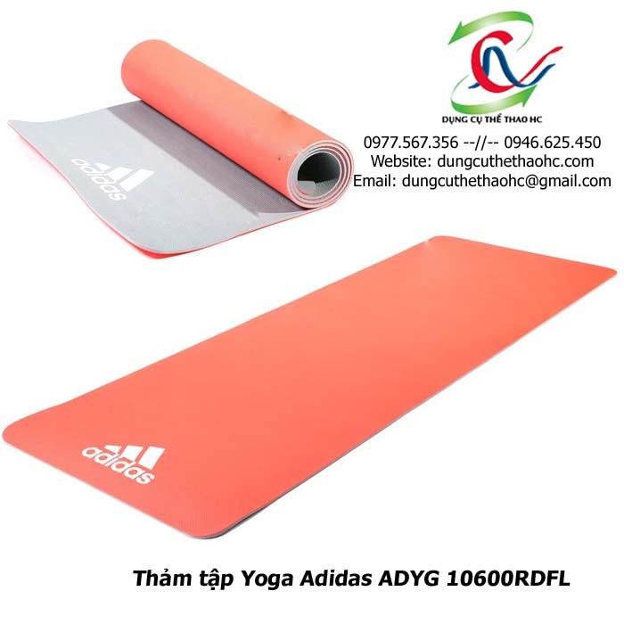 Thảm tập Yoga Adidas ADYG 10600RDFL chính hãng
