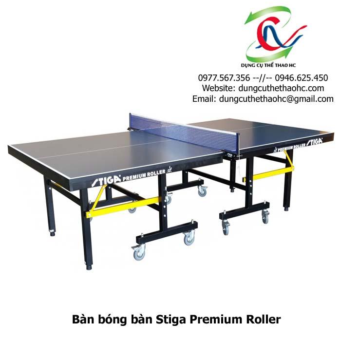Bàn bóng bàn Stiga Premium Roller