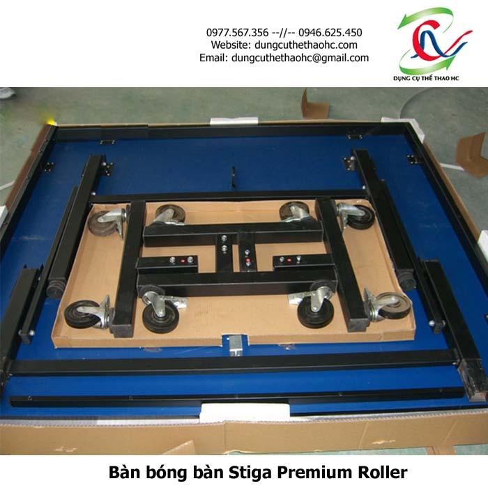 mặt bàn bóng bàn Stiga Premium Roller