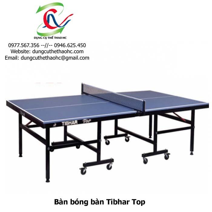 Bàn bóng bàn Tibhar Top