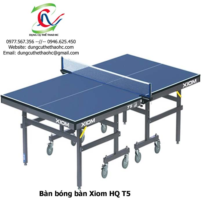 Bàn bóng bàn Xiom HQ T5