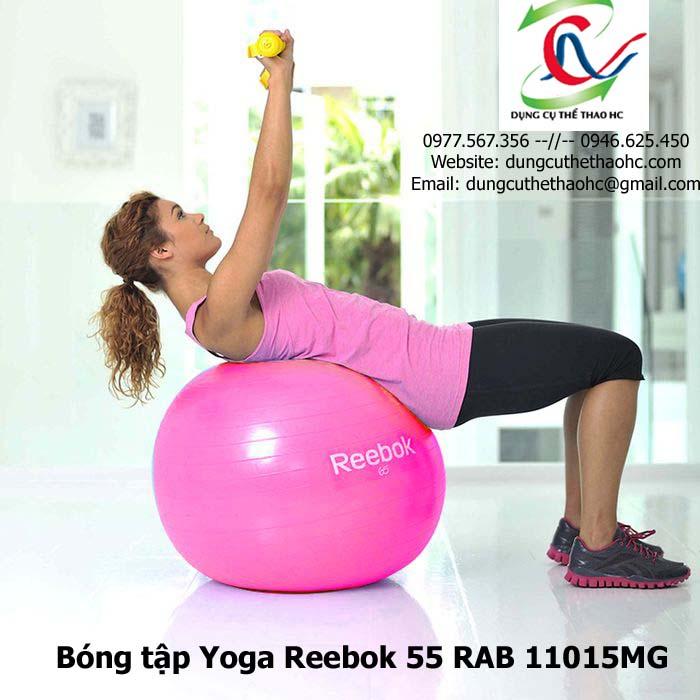 Bóng tập Yoga Reebok 55 RAB 11015MG